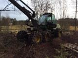 Forest & Harvesting Equipment For Sale Belgium - Used 2005 John Deere 1270 D Harvesters for sale in Finland