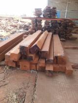 Laubschnittholz, Besäumtes Holz, Hobelware  Zu Verkaufen Angola - Balken, CE
