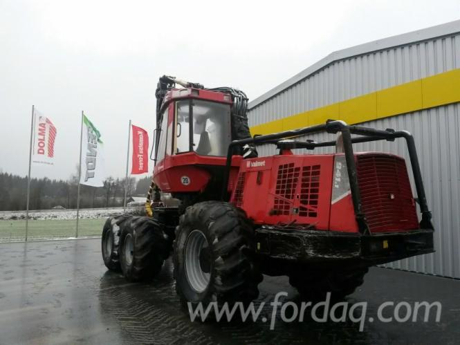Used-Valmet---10969-H-941-1-2008-Harvester-in