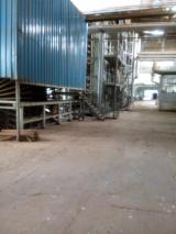 Planing Line - Second hand MDF production line for sale