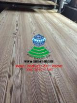 China Supplies Fancy (Decorative) Plywood, Brushed smoked pine
