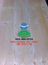 China Supplies Fancy (Decorative) Plywood, Embossed knotted pine