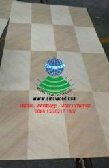 China Supplies Fancy (Decorative) Plywood, parquet veneer