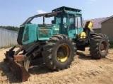 Used 1997 Timberjack 460 Skidders for sale in Canada