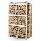 Litauen - Fordaq Online Markt - FSC Esche  Brennholz Gespalten 6-14 mm