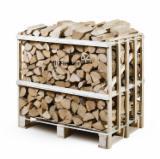 立陶宛 - Fordaq 在线 市場 - 劈好的薪柴-未劈的薪柴 薪碳材/开裂原木 白色灰