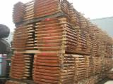 Softwood  Unedged Timber - Flitches - Boules For Sale - LARCH- Unedged KD