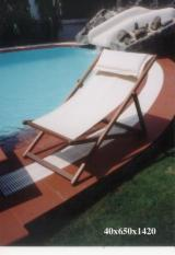 Garden Furniture - Deck chair for garden offer