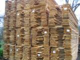Softwood  Unedged Timber - Flitches - Boules - Unedged boards Siberian larix