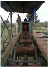 Forest & Harvesting Equipment Mobile Debarker - Used Bar-gar 2003 Mobile Debarker Spain