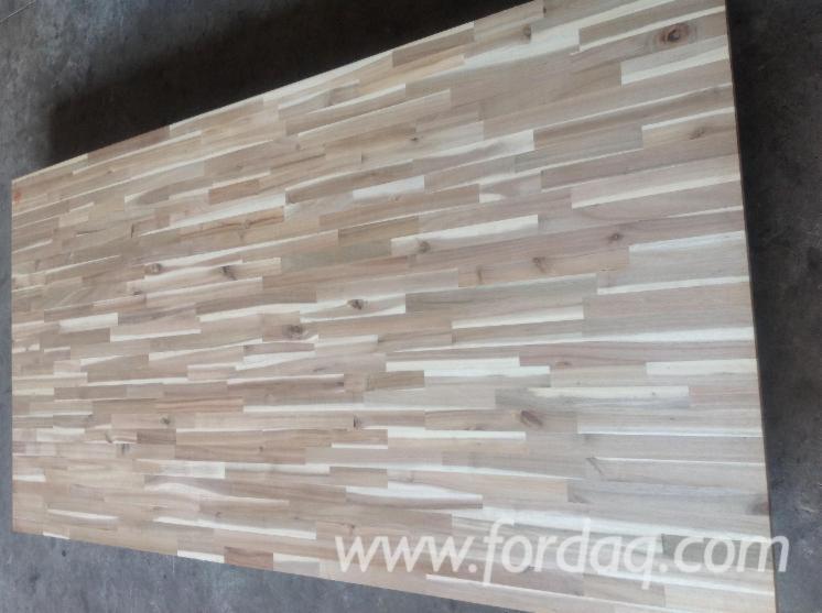 Fresh-Acacia-solid-wood-panel