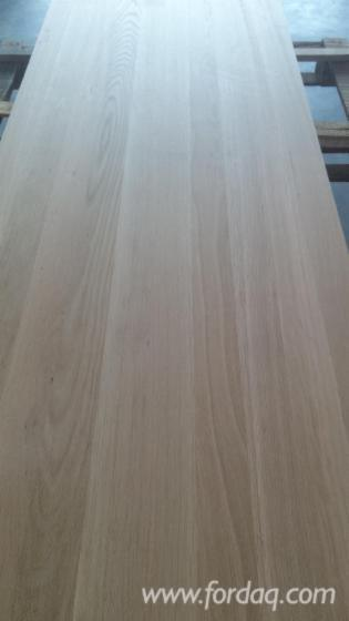 American-White-Oak-Solid-Edged-Glued-Panel---Good-Quality