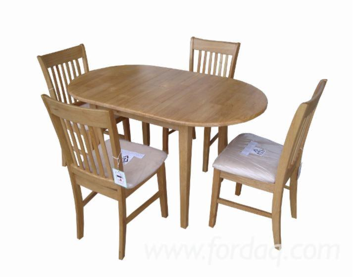Indoor Furniture Table Chair Sets