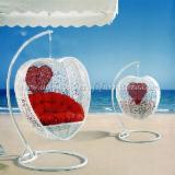 Garden Furniture Art & Crafts Mission - Patio swing chair