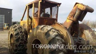 Used 1986 Caterpillar 518 Skidders for sale in Canada