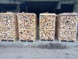 Buy Or Sell  Firewood Woodlogs Cleaved Romania - All Broad Leaved Species Firewood/Woodlogs Cleaved 10- 14 mm