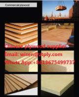 Supplying commercial plywood (FSC certified)CE, Carb grade