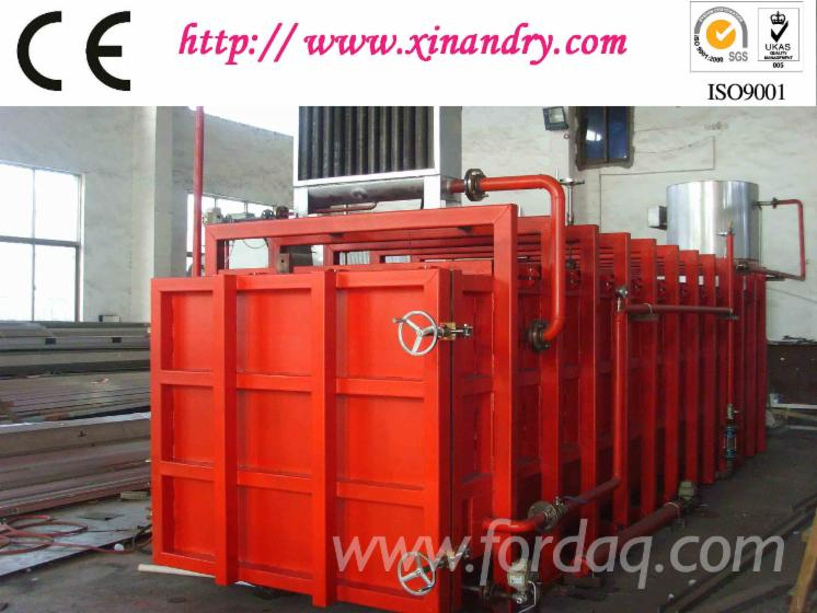 High-frequency-vacuum-oven