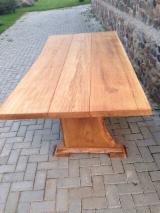 Vend Tables De Jardin Art & Crafts/Mission Feuillus Européens Chêne