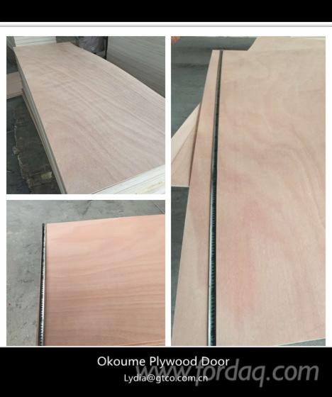 Door skin plywood for Mahogany door skin