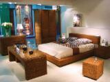 Bedroom Furniture Art & Crafts Mission For Sale - Bamboo sofa bed