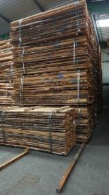 Hardwood  Unedged Timber - Flitches - Boules For Sale Germany - Beech lumber , steamed , KD