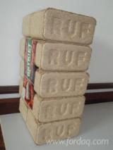 FSC Certified Firewood, Pellets And Residues - RUF briquette offer from Poland