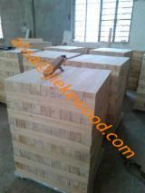 Solid Wood Components FSC - sell rubberwood table leg