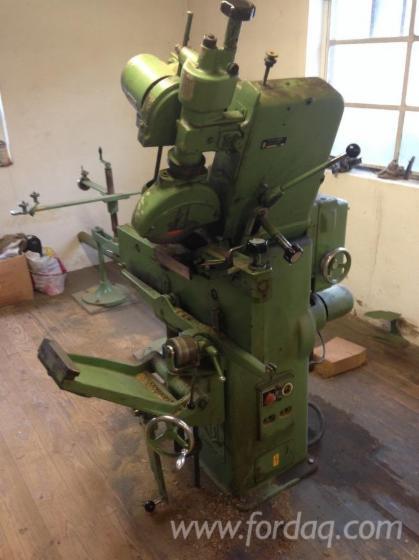VOLLMER-Band-saw-sharpening-machine