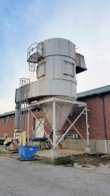 Woodworking Machinery Dust Extraction Facility - 13.5-376-8 (DO-011272) (Dust Extraction Facility)