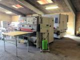 Finden Sie Holzlieferanten auf Fordaq - SANDING LINE (SX-012291) (Poliermaschinen (Schwabbelmaschinen))