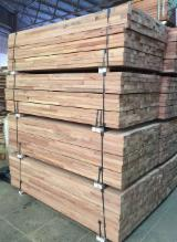 Exterior Decking  - Figerjoint tropical battens up to 6m long