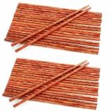 Wholesale  Kitchen Sets - Set 10 pairs of coconut wooden chopsticks