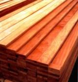 Tropical Wood  Sawn Timber - Lumber - Planed Timber - TROPICAL WOOD - JATOBA, TIGERWOOD, ANGELIM PEDRA - SAWN LUMBER / TIMBER / LOOSE