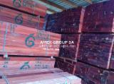 Tropical Wood  Sawn Timber - Lumber - Planed Timber - Padouk sawn timber (Petrocarpus soyauxii)