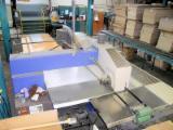 Fisher + Rückle Woodworking Machinery - Used 2006 Fisher + Rückle SPLICEMASTER Veneer Splicer