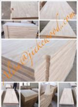 Solid Wood Components PEFC FFC - Rubberwood solid table top