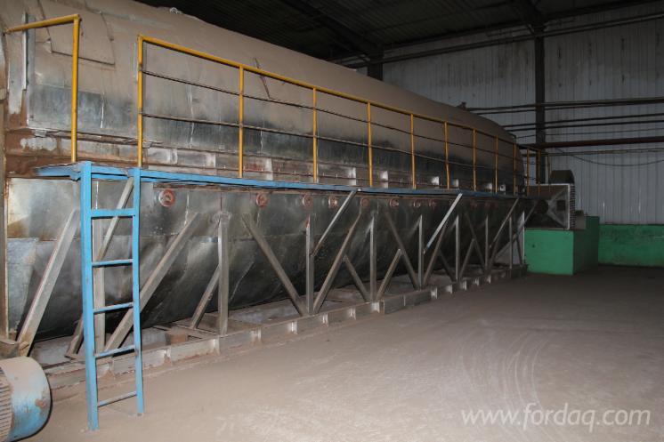 Vend production de panneaux de particules de bres et d for Panneaux de particules melamines