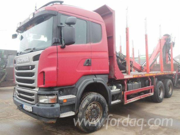Scania-G440-6x6-cu-macara-forestiera-Epsilon-140Z--74-000-euro