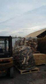 Buy Firewood/Woodlogs Cleaved from Romania - Firewood/Woodlogs Cleaved -- mm