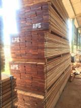 Asia Exterior Decking - Ipe / Basaralocus / Wallaba Decking, 27; 30 mm thick