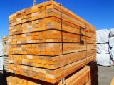 Sawn Timber - Hardwood pallet elements, 12-75mm, Fresh Cut, AST
