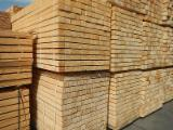 Schnittholz - Besäumtes Holz Zu Verkaufen - Kiefer  - Föhre, Fichte  , 500 m3 pro Monat