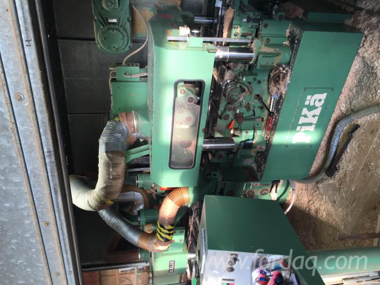 Used-K%C3%A4lin-PIK%C3%A4-5-510-RS-1994-Moulding-Machines-For-Three--And-Four-side-Machining-For-Sale