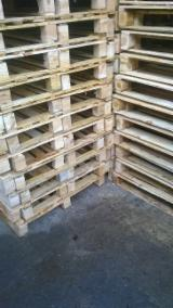 Pallets, Packaging and Packaging Timber - New One Way Pallet Poland