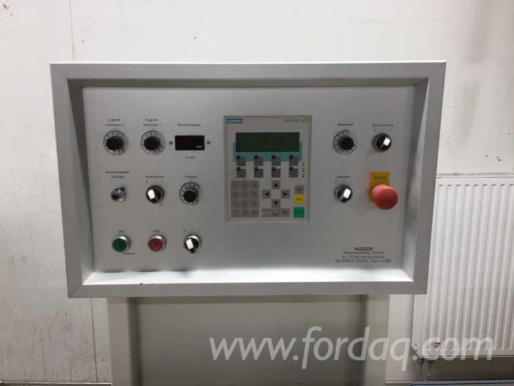 huser hot coating machine - Japanische Huser