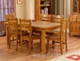 Meubles De Salle À Manger À Vendre - Vend Ensemble Table Et Chaises Pour Salle À Manger Art & Crafts/Mission Feuillus Asiatiques Hevea