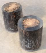 Taburete - Vand Taburete Arte Şi Meserii/Mission Foioase Din Africa Teak