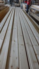 Softwood  Sawn Timber - Lumber - 12x120 S4S T/G, planed, KD