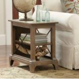 Living Room Furniture For Sale - Wood side table, steel side table, steel furniture